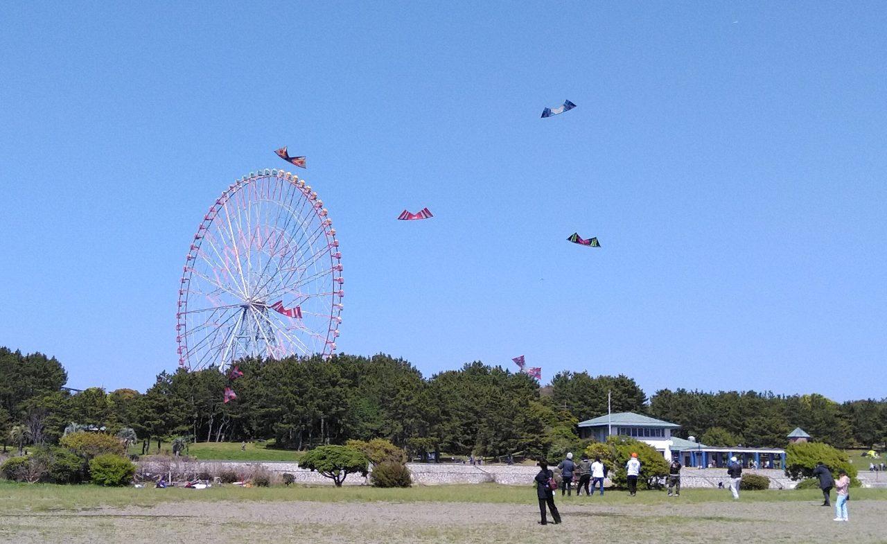 【イベント中止】5月9日(日)ぐにゃ凧作りとスポーツカイト体験会